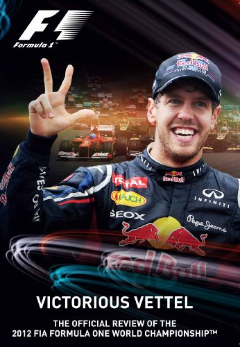Victorious Vettel: Official Review Formula One Season (2012) [DVD] [Reino Unido]