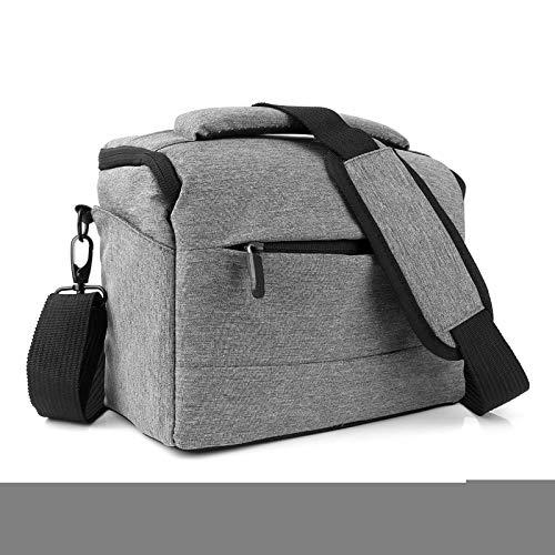 Docooler Camera Bag SLR/DSLR Gadget Bag Padding Shoulder Carrying Bag Photography Accessory Gear Case