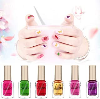 GOUWEI 12 Colors 6ML Holographic Nail Polish Gel Polish Varnish Nail Art Manicure Gel For Lakiery Hybrydowe for Nails
