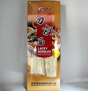 望郷 刀削麺400g/袋【拉麺 乾麺】中国産刀削面業務用食材ご当地ラーメン