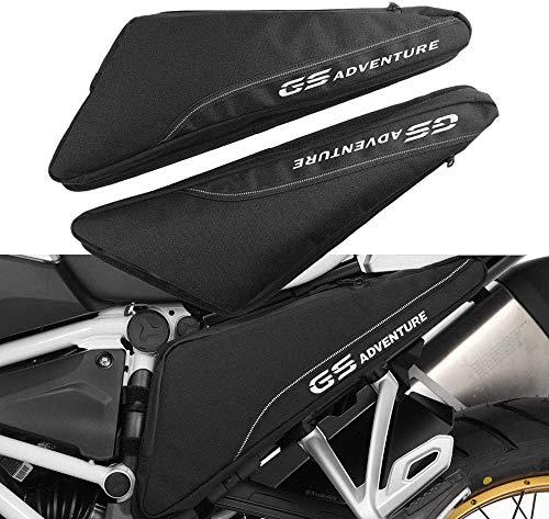 Waterproof Frame Tool Bag For B.MW R1200GS Adventure LC R1200R LC R1200RS LC R1250GS Adventure R1250R R1250RS Black