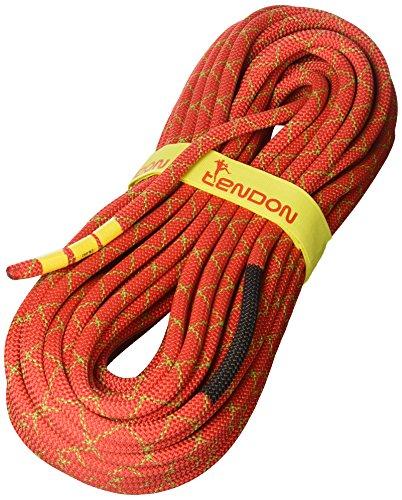 Tendon Kletterseil Smart Lite 9.8 mm, Farbe:rot;Länge:40 m