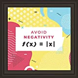 Gifts for Math Teachers | 7x7 Tile Artwork Ideal for Math Lovers | Appreciation Gift Idea for Teacher | Retirement Presents for Teachers | Perfect for Home, Office or Classroom Decor