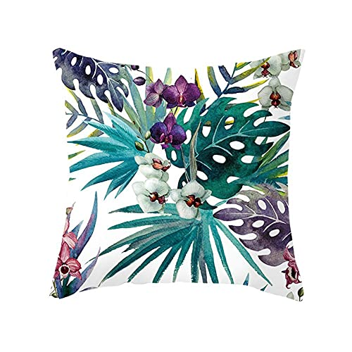CloudWhisper Home Pillow, Velvet Pillow Sofa Cushion Solid Color Sofa Short Plush Ball Cushion Cover For Sofa Couch Bed Chair Lace ball velvet pillowcase