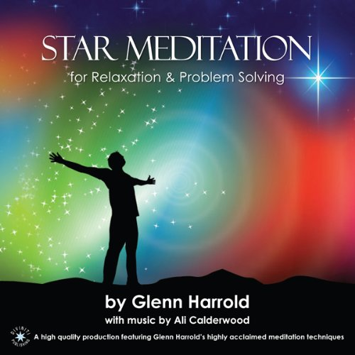 Star Meditation for Relaxation and Problem Solving audiobook cover art