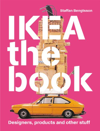 IKEA THE BOOK PINK: Designers, Products and Other Stuff (ARVINIUS FÖRLAG AB)
