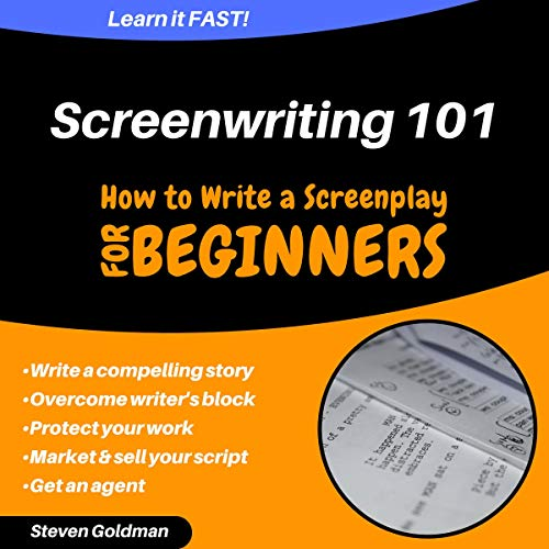 『Screenwriting 101: How to Write a Screenplay (For Beginners)』のカバーアート