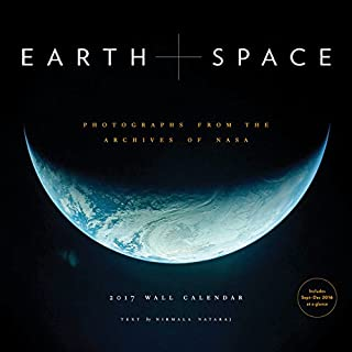 2017 Earth and Space Wall Calendar