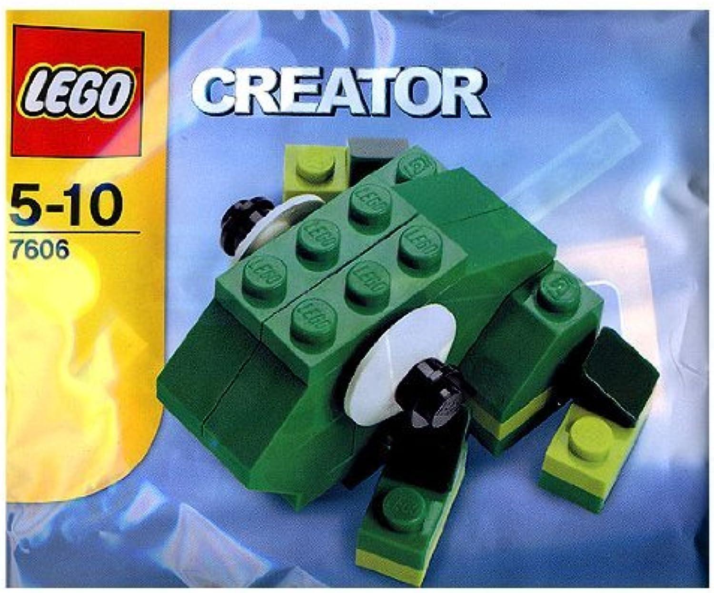 LEGO Creator  Frog Set 7606 (Bagged)