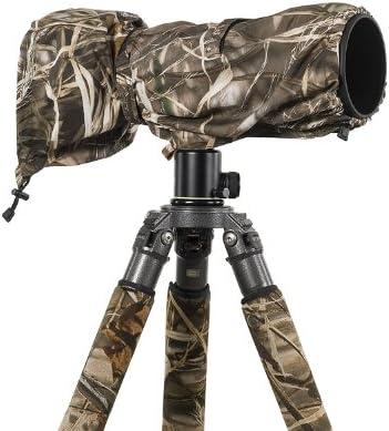 Lenscoat Raincoat Rs Für Kamera Und Objektiv Große Kamera