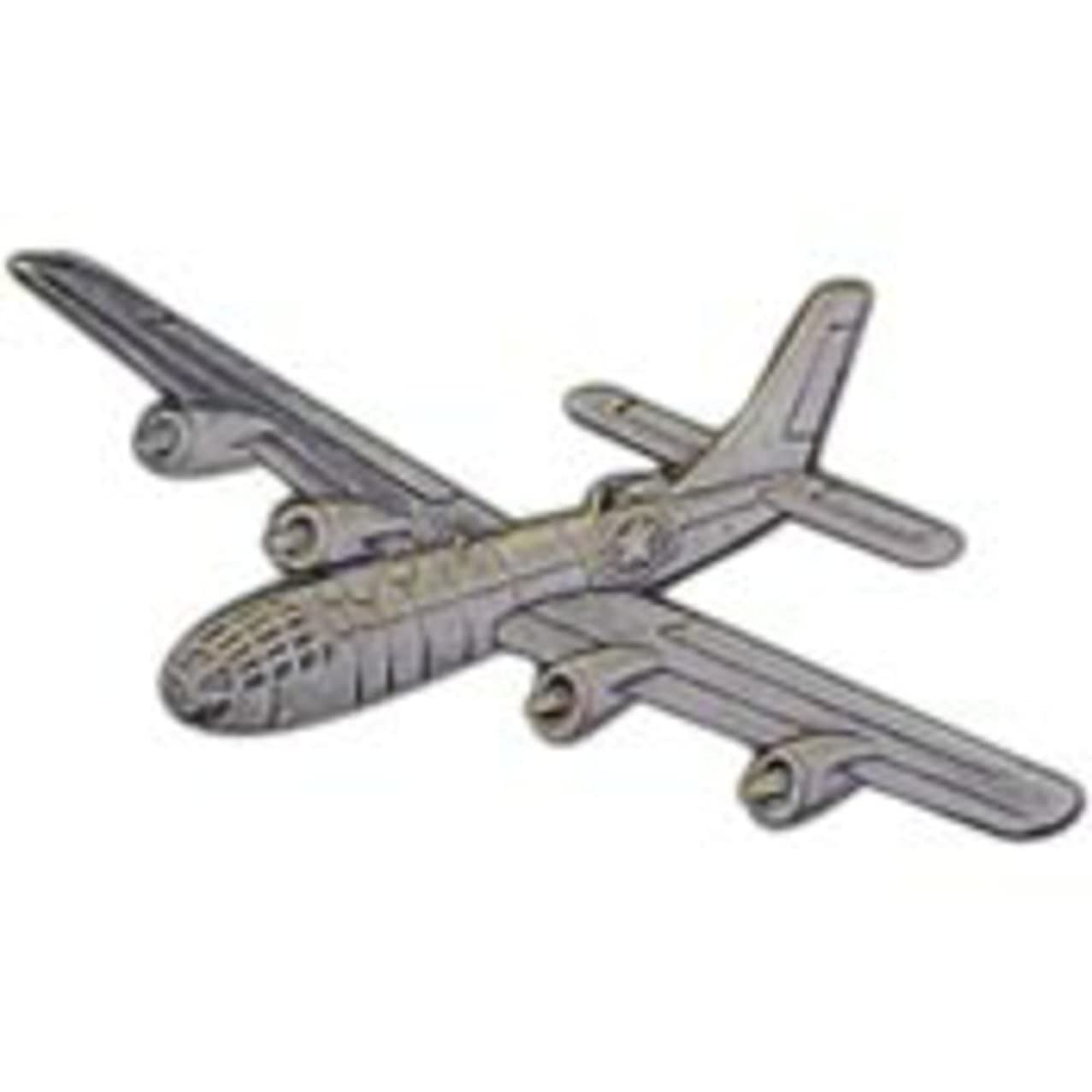 EagleEmblems P16024 Pin-APL,B-29 Superfortres (Pwt) (2.625'')