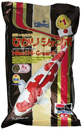 Hikari Fischfutter Hi-Growth X-Large 2 kg, 1er Pack (1 x 2 kg)