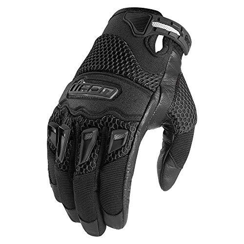 Icon Twenty Niner Motorrad Handschuhe kurz schwarz Gr��e: 3XL
