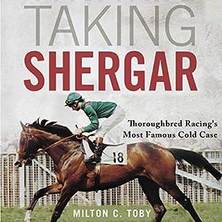 Taking Shergar audiobook cover art