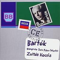 Bartok: Complete Solo Piano Works (2010-10-19)