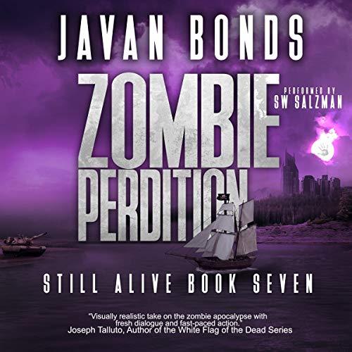 Zombie Perdition audiobook cover art