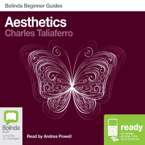 Aesthetics: Bolinda Beginner Guides audiobook cover art
