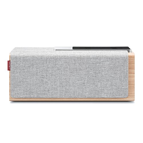 Mediasonic TEANA Sound Bluetooth Speaker with Solid Wood Construction, 20-Watts, and Enhanced Bass,...