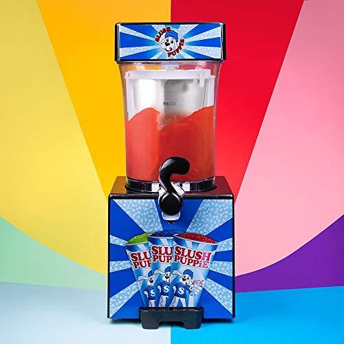 Fizz Creations 9041 Slush Puppie Slushie Maker, Bebidas de Verano para Fiestas de Cumpleaños