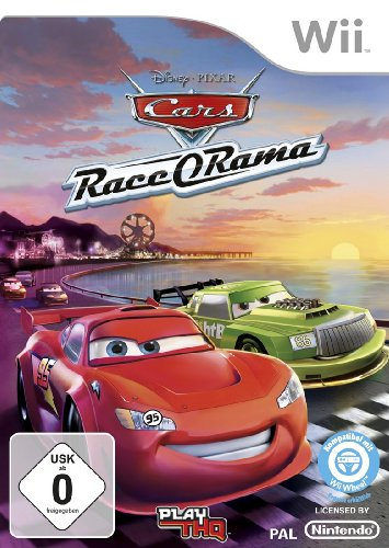 Cars - Race-O-Rama