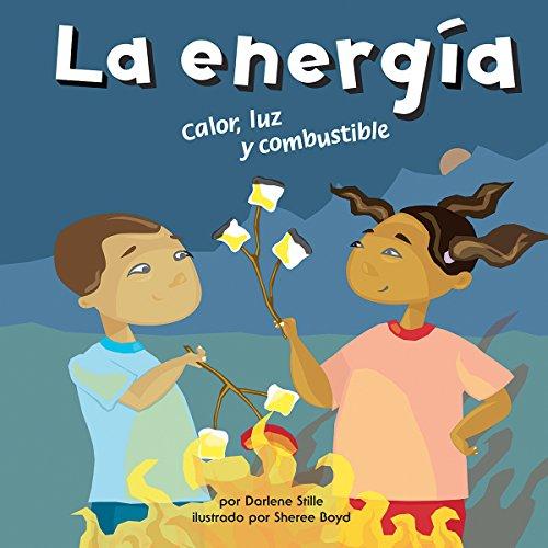La energia audiobook cover art