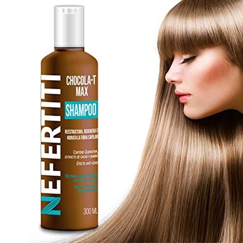 Shampoo Cabello Sano marca Nefertiti
