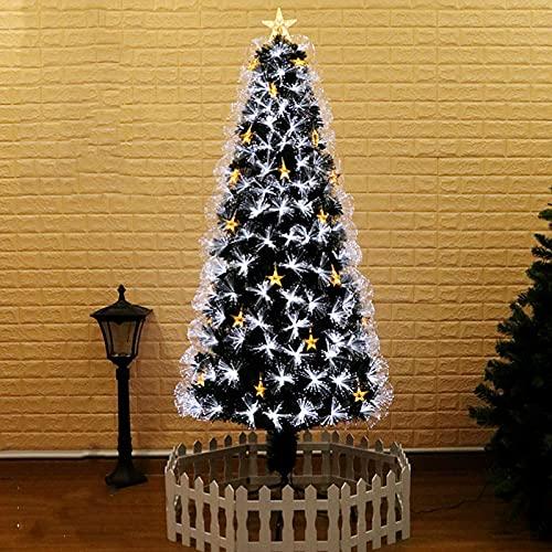 TBNB Árbol de Navidad, 150 cm 180 cm Árbol de Navidad Artificial...