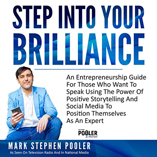 Step into Your Brilliance audiobook cover art