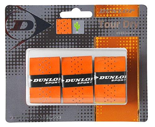 Dunlop OVERGRIP Tour Dry Arancione 623399