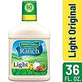 Hidden Valley Original Ranch Light Salad Dressing & Topping, Gluten Free, Keto-friendly - 36 Ounce...