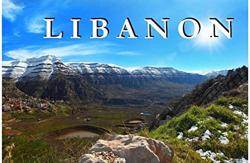 Libanon - Ein Bildband