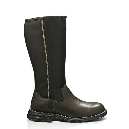 Women\u0027s Leather UGG Boots Amazon.com