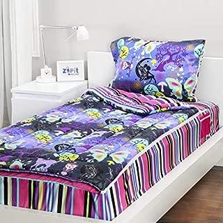 zipit bedding sweet dreams twin