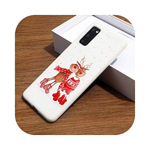 Carcasa para iPhone 11 Pro Max XR XS Max SE 7 8 Plus 5S 6S Plus Lindo Silicona TPU Funda para iPhone 12 Pro Plus-TPU D1428-W-Para iPhone 6 6S