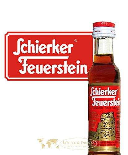 Schierker Feuerstein Kräuter Halbbitter 30 x 2 cl