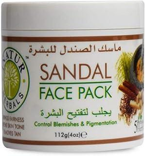 Inatur Sandal Face Pack 112g Control Blemishes & Pigmentation