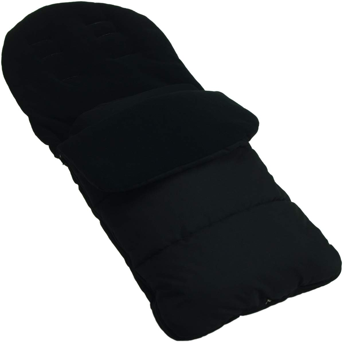 Footmuff Cosy Toes Compatible with Out N About Black