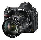 Nikon D850 FX-format Digital SLR Camera Body w/ AF-S NIKKOR 24-120MM...