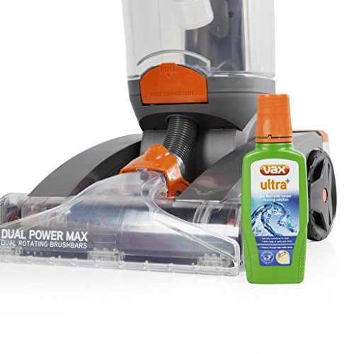 Vax VRS801 Dual Power Max 1000W Upright Carpet Cleaner / Washer