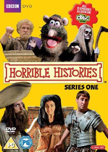 Horrible Histories - Series 1 [2 DVDs] [UK Import]