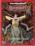 Van Richten's Guide to Fiends (Advanced Dungeons & Dragons : Ravenloft, No 9477)
