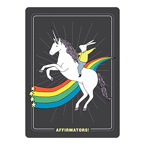Affirmators! 50 Affirmation Cards to Help You Help Yourself - Without The Self-Helpy-Ness! Photo #10