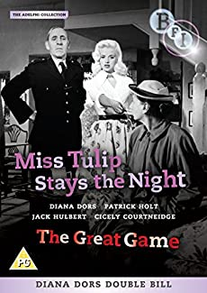 Miss Tulip Stays The Night / The Great Game - The Adelphi Collection (Diana Dors Double Bill)
