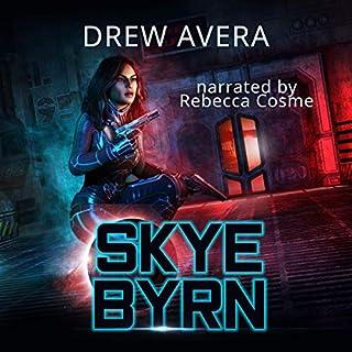 Skye Byrn audiobook cover art