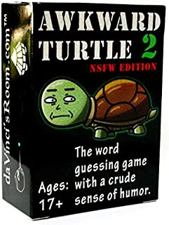 da Vinci's Room Awkward Turtle 2 - The Adult Party Word Game NSFW Edition