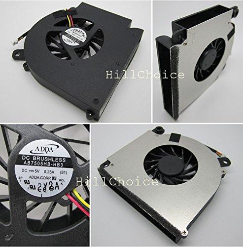 kaleastore marca nueva CPU Ventilador de refrigeración para Acer Aspire 369056105610Z 5630565...