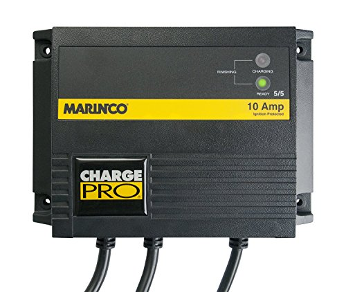 Marinco On-Board 20 Amp Battery Charger Bank