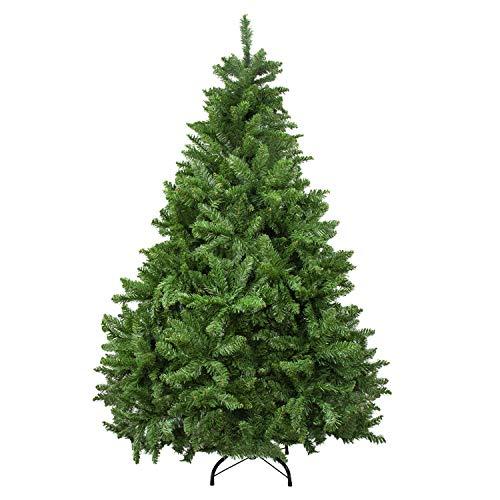 Albero di Natale folto verde altezza cm. 240