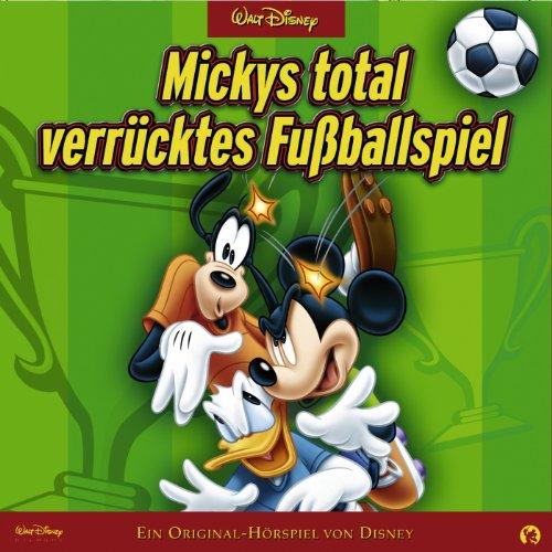 Mickys total verrücktes Fußballspiel Titelbild