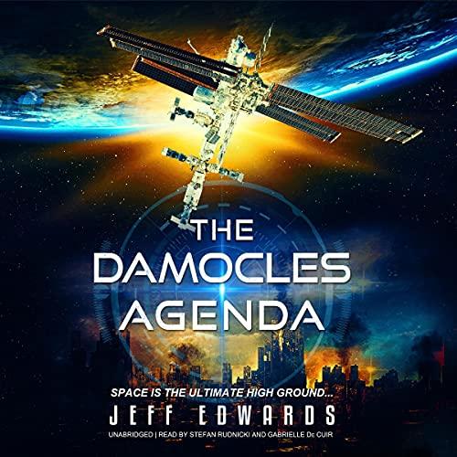 The Damocles Agenda cover art